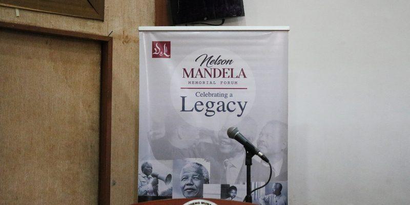 Nelson Mandela Memorial Forum
