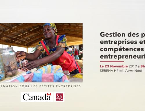 Atelier Formation en Gestion des Petites Entreprises – Douala