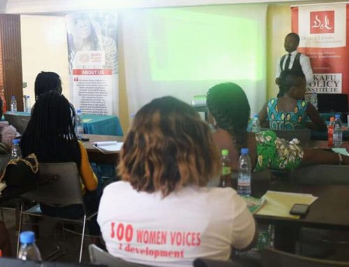 Bamenda: Training of Peace Advocates Intensifies In the North West as Violence Continues in the Anglophone Regions of Cameroon