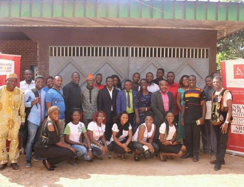 Bamenda Hosts Talks on Common Solutions for Peace in Cameroon