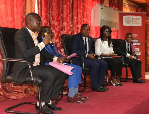Cameroon's Tax System Triggers Debate at the Nkafu Policy Institute
