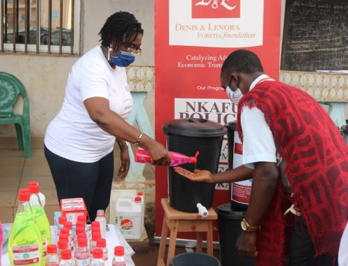 Community Involvement in the COVID19 response in Cameroon