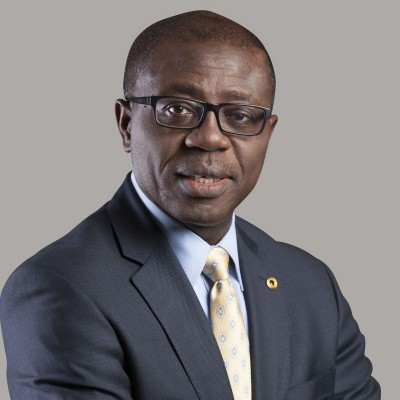 Mr. Charles Boamah