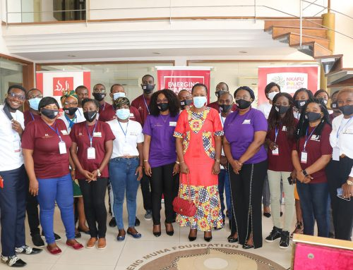 CAMEROON:EMERGING LEADERS 2020 COHORT BEGINS 3-DAYS IMMERSION TRAINING
