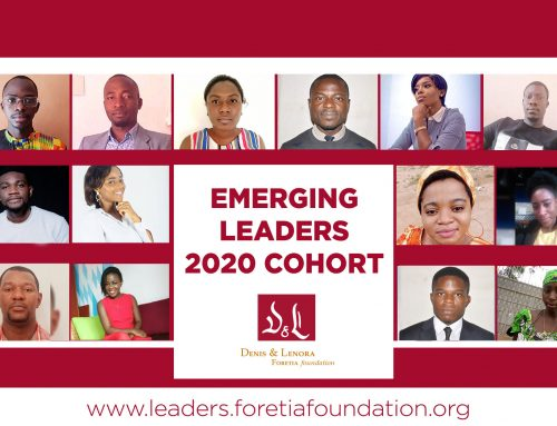Class Of Emerging Leaders 2020