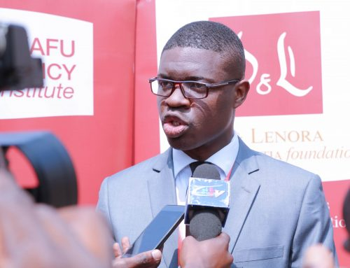 Reportage B News1 – Entretien avec Dr. Jean Cedric Kouam – analyst nkafu policy institute.