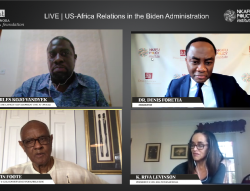 US-Africa Relations in the Biden Administration