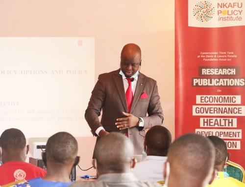 Nkafu Institute Trains Young Cameroonians On Free Enterprise