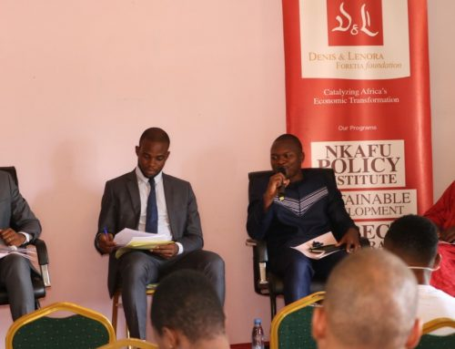 Regulation Framework As Catalyst for Business Growth in Cameroon
