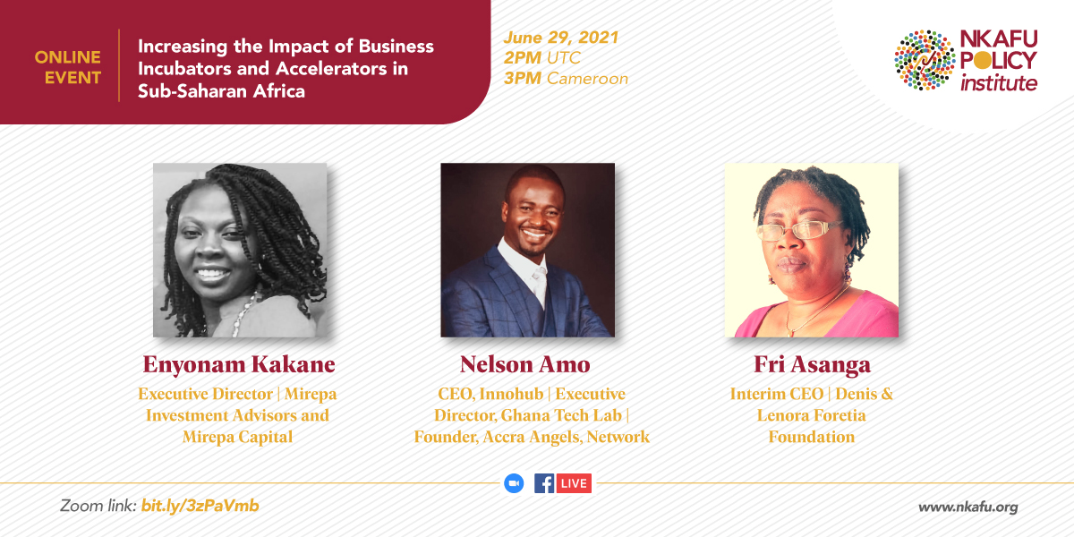 Increasing the Impact of Business Incubators and Accelerators in Sub-Saharan Africa